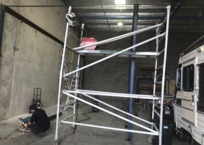 steal beam fabrication