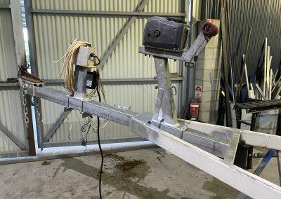 4 welds fabrication marine