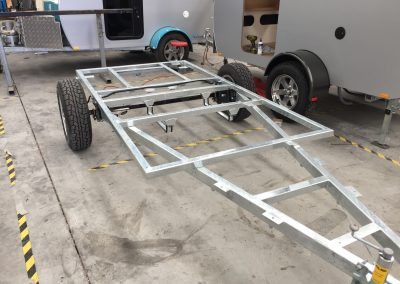 caravan and camping 4 welds fabrication