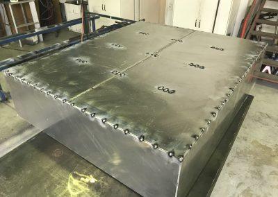4 welds fabrication