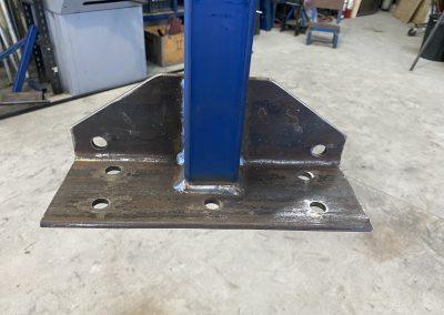 rack bracket fabrication
